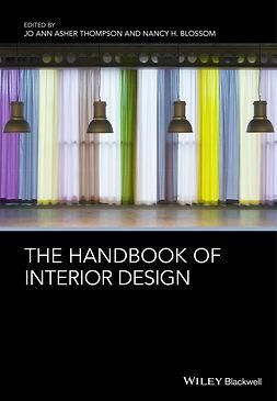Blossom, Nancy - The Handbook of Interior Design, e-bok
