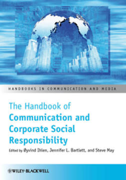 Ihlen, Øyvind - The Handbook of Communication and Corporate Social Responsibility, e-bok