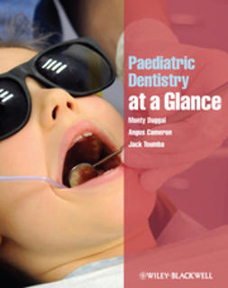 Cameron, Angus - Paediatric Dentistry at a Glance, ebook