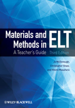 McDonough, Jo - Materials and Methods in ELT, ebook