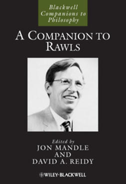 Mandle, Jon - A Companion to Rawls, e-kirja