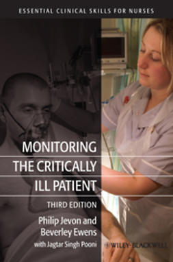Jevon, Philip - Monitoring the Critically Ill Patient, ebook