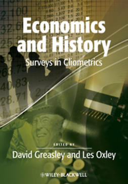 Greasley, David - Economics and History: Surveys in Cliometrics, e-kirja