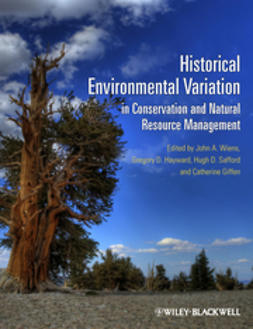 Giffen, Catherine - Historical Environmental Variation in Conservation and Natural Resource Management, e-kirja