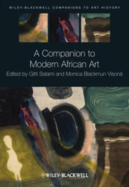 Salami, Gitti - A Companion to Modern African Art, ebook