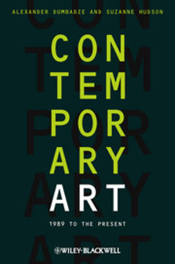 Dumbadze, Alexander - Contemporary Art: 1989 to the Present, ebook