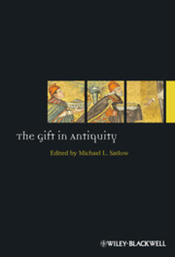 Satlow, Michael - The Gift in Antiquity, ebook