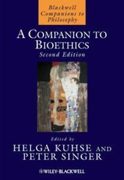 Kuhse, Helga - A Companion to Bioethics, ebook