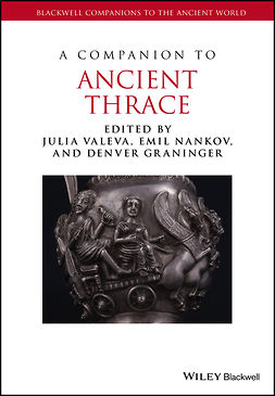 Graninger, Denver - A Companion to Ancient Thrace, e-bok