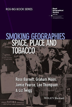 Barnett, Ross - Smoking Geographies: Space, Place and Tobacco, e-bok