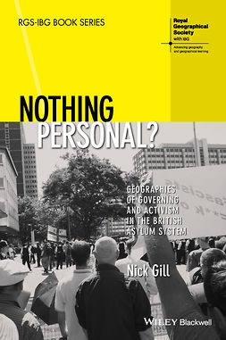 Gill, Nick - Nothing Personal?: Geographies of Governing and Activism in the British Asylum System, e-bok