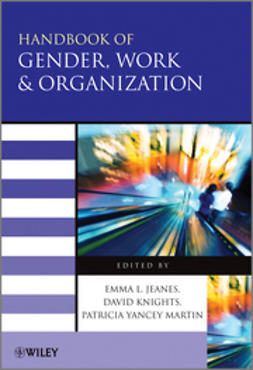 Jeanes, Emma - Handbook of Gender, Work and Organization, ebook
