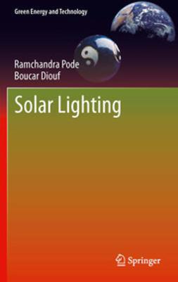 Pode, Ramchandra - Solar Lighting, ebook