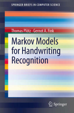 Plötz, Thomas - Markov Models for Handwriting Recognition, e-bok
