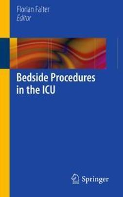 Falter, Florian - Bedside Procedures in the ICU, ebook
