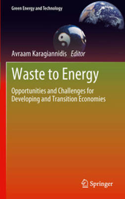 Karagiannidis, Avraam - Waste to Energy, ebook