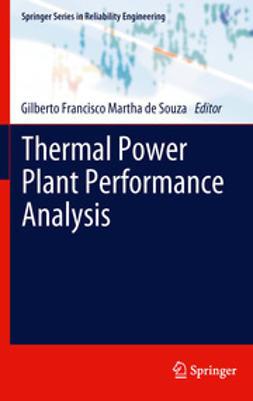 Souza, Gilberto Francisco Martha de - Thermal Power Plant Performance Analysis, ebook