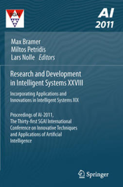 Bramer, Max - Research and Development in Intelligent Systems XXVIII, ebook