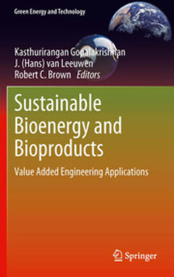 Gopalakrishnan, Kasthurirangan - Sustainable Bioenergy and Bioproducts, ebook