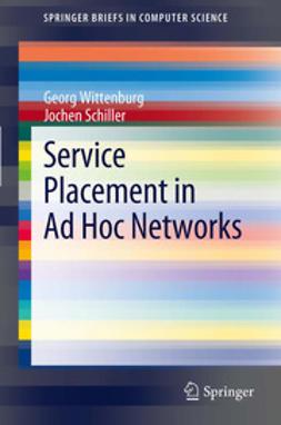 Wittenburg, Georg - Service Placement in Ad Hoc Networks, ebook