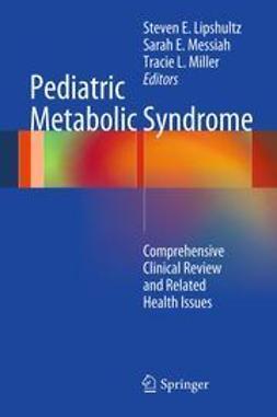 Lipshultz, Steven E. - Pediatric Metabolic Syndrome, ebook