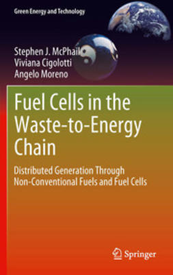 McPhail, Stephen J. - Fuel Cells in the Waste-to-Energy Chain, e-kirja