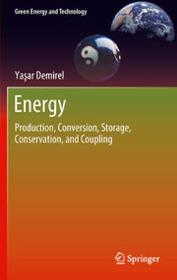 Demirel, Yaşar - Energy, ebook