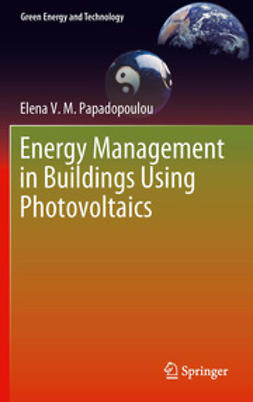 Papadopoulou, Elena - Energy Management in Buildings Using Photovoltaics, ebook