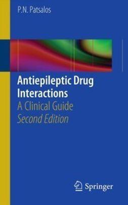 Patsalos, P. N. - Antiepileptic Drug Interactions, ebook
