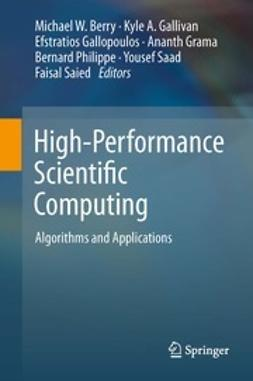 Berry, Michael W. - High-Performance Scientific Computing, e-kirja