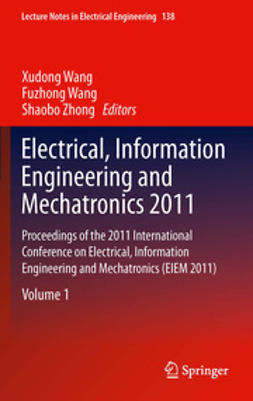 Wang, Xudong - Electrical, Information Engineering and Mechatronics 2011, e-kirja