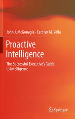 McGonagle, John J. - Proactive Intelligence, ebook