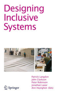 Langdon, Patrick - Designing Inclusive Systems, ebook