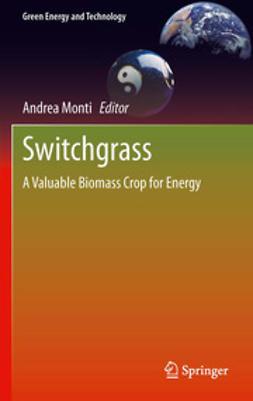 Monti, Andrea - Switchgrass, ebook