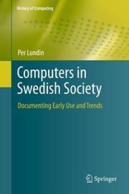 Lundin, Per - Computers in Swedish Society, e-kirja