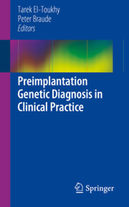 El-Toukhy, Tarek - Preimplantation Genetic Diagnosis in Clinical Practice, e-bok