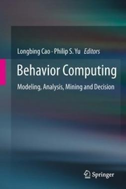 Cao, Longbing - Behavior Computing, ebook
