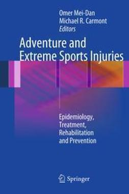 Mei-Dan, Omer - Adventure and Extreme Sports Injuries, e-bok