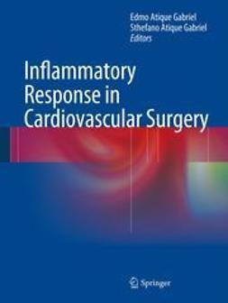 Gabriel, Edmo Atique - Inflammatory Response in Cardiovascular Surgery, e-bok