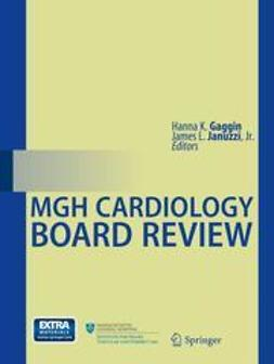 Gaggin, Hanna K. - MGH Cardiology Board Review, ebook