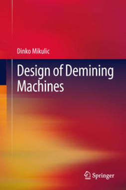 Mikulic, Dinko - Design of Demining Machines, ebook