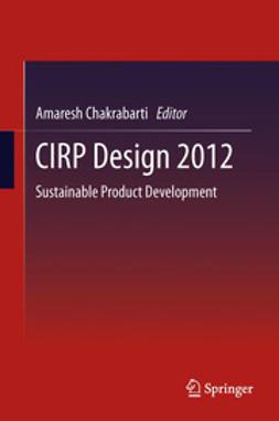 Chakrabarti, Amaresh - CIRP Design 2012, ebook