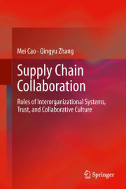Cao, Mei - Supply Chain Collaboration, e-kirja