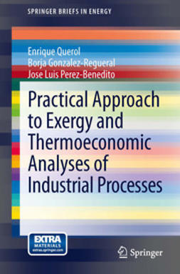 Querol, Enrique - Practical Approach to Exergy and Thermoeconomic Analyses of Industrial Processes, ebook