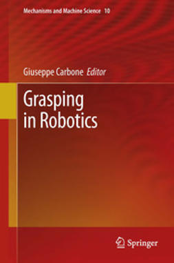Carbone, Giuseppe - Grasping in Robotics, ebook