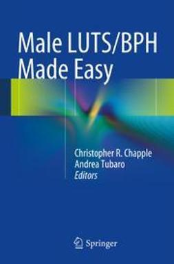 Chapple, Christopher R. - Male LUTS/BPH Made Easy, ebook