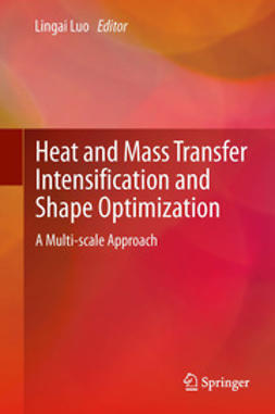 Luo, Lingai - Heat and  Mass Transfer Intensification and Shape Optimization, ebook
