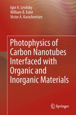 Levitsky, Igor A. - Photophysics of Carbon Nanotubes Interfaced with Organic and Inorganic Materials, ebook