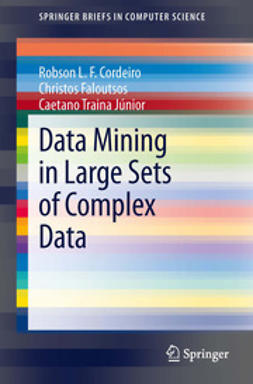 Cordeiro, Robson L. F. - Data Mining in Large Sets of Complex Data, ebook