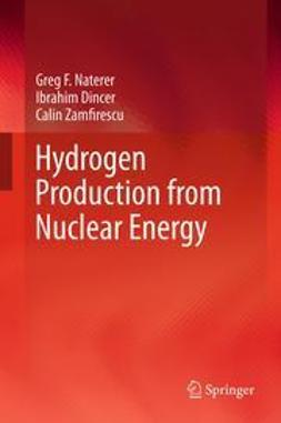 Naterer, Greg F. - Hydrogen Production from Nuclear Energy, e-bok